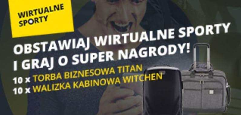 Zdobywaj biznesowe nagrody w Wirtualnych Sportach!