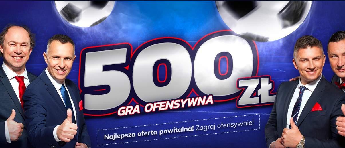 Bukmacher eToto i premia na start 500 PLN