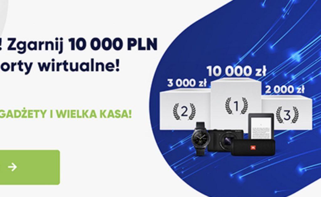 10.000 PLN w gotówce do wygrania w Forbet online!