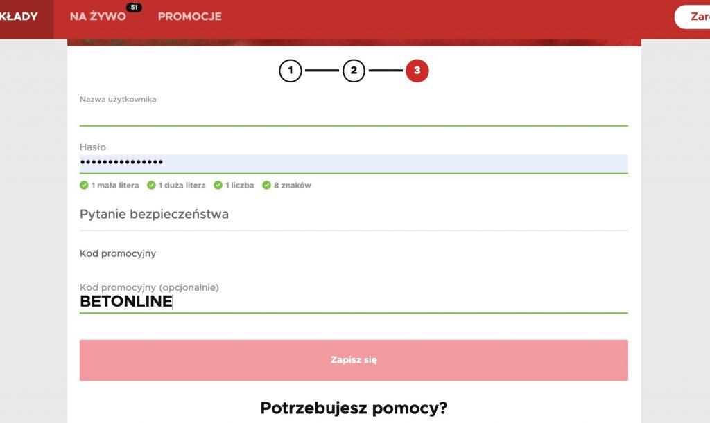 Założenie konta w BetClic daje do 1000 PLN!